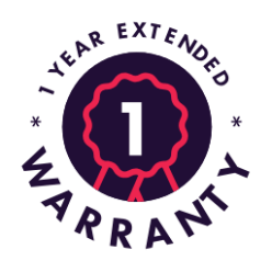 1 Year Spinny Warranty