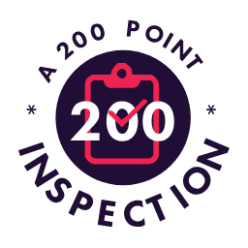 200 Point Inspection
